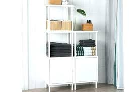 Storage Units Bathroom Bathroom Shelving Units Shelf Storage Unit Tbtech Info