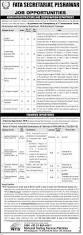 fata secretariat jobs 2017 nts form download answer key u0026 result