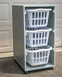 Laundry Room Storage Cart Design Ideas Modern Laundry Room Storage Cart On Wheels Laundry