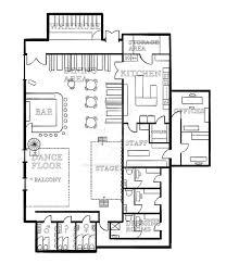 stage floor plan tall tails club floor plan by strayokatoknight on deviantart