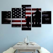 Military Home Decorations by American Flag Frames Promotion Shop For Promotional American Flag