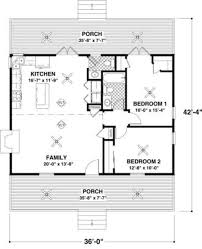 baby nursery country cottage floor plans cottage beds baths sq