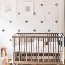 stickers étoile chambre bébé sticker étoiles pour chambre bébé bébéroi