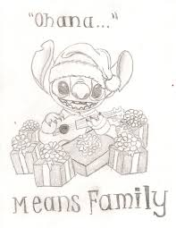 stitch christmas card by mjpointeshoe13 on deviantart