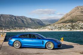 Porsche Panamera Hybrid Mpg - porsche panamera hybrid first drive review side profile mpg 2018 4