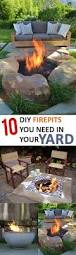 40 best fire pits images on pinterest backyard ideas home and