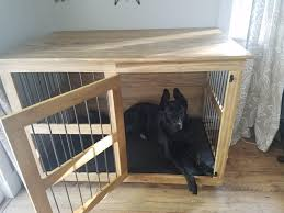 xxl dog crate woodworking
