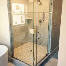 Frameless Shower Door Installation 90 Degree Frameless Panel Glass Shower Door Showerdoors
