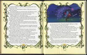 auction howardlowery disney 1993 sleeping beauty book