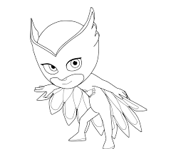pj masks coloring pages to download and print for free festas