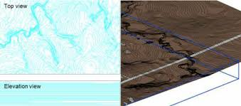 surface pattern revit download figure 3 contour lines in gis left toposurface in autodesk revit