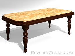Louis Philippe Dining Room Furniture Louis Philippe Dining Table Beverly Interiors