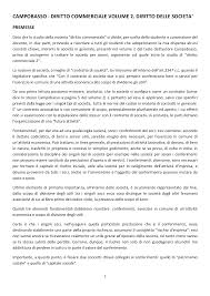 dispense diritto commerciale cobasso riassunto esame diritto commerciale ii cobasso vol 2 docsity