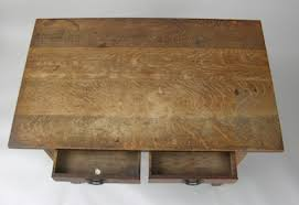 Gustav Stickley Desk Gustav Stickley Desk 09 11 08 Sold 718 75