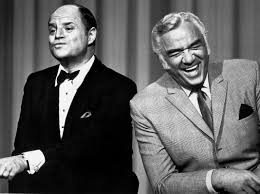 Black Flag Tv Show File Don Rickles And Lorne Green Jpg Wikipedia