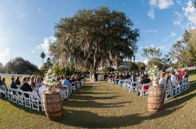 wedding venues in lakeland fl orange fall rustic lakeland wedding rocking h ranch me