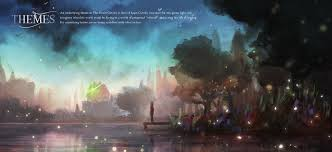 The Green Light Great Gatsby Artstation The Great Gatsby Maggie Perkowska
