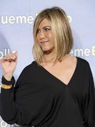 Bob Frisuren Aniston by 1000 Bilder Zu Hairstyles Auf Bobs Aniston
