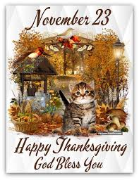 november 23 happy thanksgiving god bless you pictures photos and