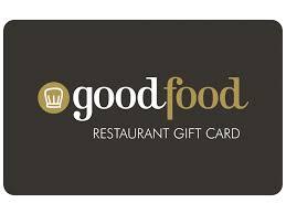 restaurant gift card food gift card australia post shop