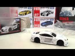 lexus rc f gt500 tomica premium 08 lexus rc f gt500 die cast collection unboxing