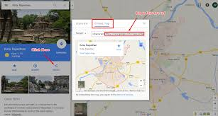 How To Plan A Route On Google Maps by How To Get Google Map Url Webhunt