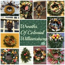 10 of the best wreaths of williamsburg
