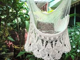 Brazilian Hammock Chair Hammock Chair White Hammock Chair Hanging Chair Natural