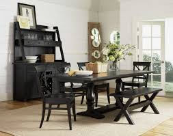 bench dining room sets bench seating stunning small black bench