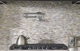 Trends In Kitchen Tiles Point To More Options More Fun - Hexagon tile backsplash