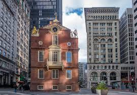 chambre etats unis vieille chambre d état boston le massachusetts etats unis