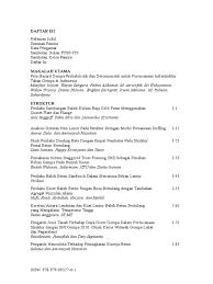 daftar isi daftar isi prosiding seminar nasional vii 2011 doc