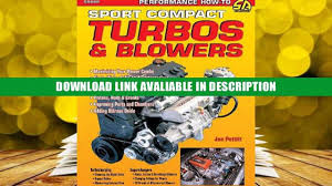 online book sport compact turbos and blowers by joe pettitt