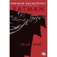 batman year one batman year one graphic novel 9781401207526 calendars
