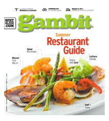 2580 Best Foodie In Lagos Gambit Orleans January 27 2015 By Gambit Orleans Issuu