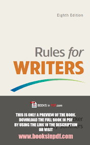 rules for writers 8th edition pdf free download by diana hacker