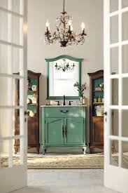 Home Decorators Linen Cabinet Love The Mix Of The Blue Vanity And Chestnut Linen Cabinets