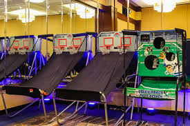 double shot basketball sports rentals party rentals boston new