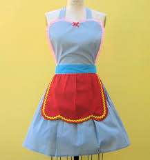 halloween aprons for adults retro apron dumbo circus apron great party hostess gift womens