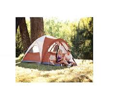 coleman 4 person evanston tent with screened porch canopy 9 ft x 7