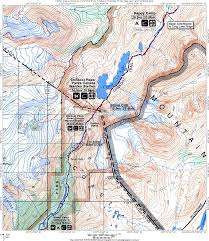 Skagway Alaska Map by Chilkoot Trail N2backpacking Com