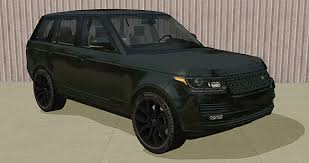 land rover range rover 2016 mod the sims f p u0027s 2016 land rover range rover