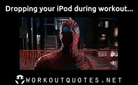 Motivational Exercise Memes - gym memes spider man drops ipod in gym funny gym spider man