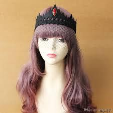 princess cosplay masquerade masks gothic punk halloween queen