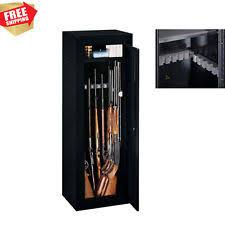 Stack On 16 Gun Double Door Cabinet Stack On 22 Gun Steel Security Cabinet With Bonus Door Organizer