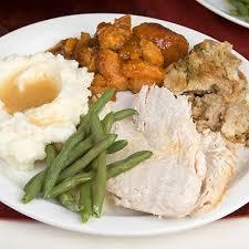 the thanksgiving dinner test
