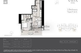 floor plans vida residences apartments dubai marina
