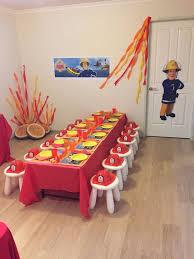 Best Firefighter Images On Pinterest Fireman Party - Firefighter kids room