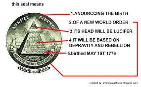 americas last days symbolism of the dollar