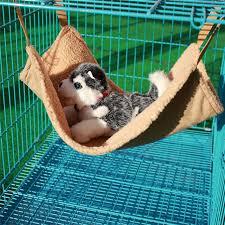 canap hamac lumière petit pet canapé chien hamac sac de couchage pour